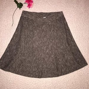 Women's Sophie Max Brown Skirt Size M
